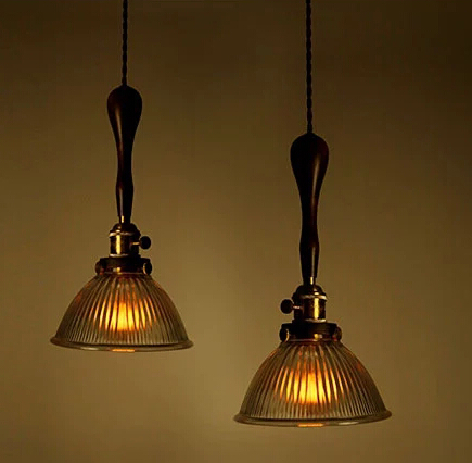 Retro Loft Style Vintage Industrial Pendant Light Hanging Lamp For Bar Home Living Lightings,Lamparas Colgantes loft industrial rust ceramics hanging lamp vintage pendant lamp cafe bar edison retro iron lighting