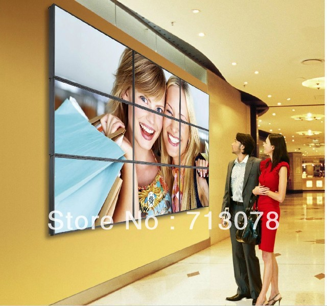 Large Display 42 inch LCD video Wall with brand new A grade LG DID Panel 700 nits lq080v3dg01 8 0 inch lcd brand new with toucanel