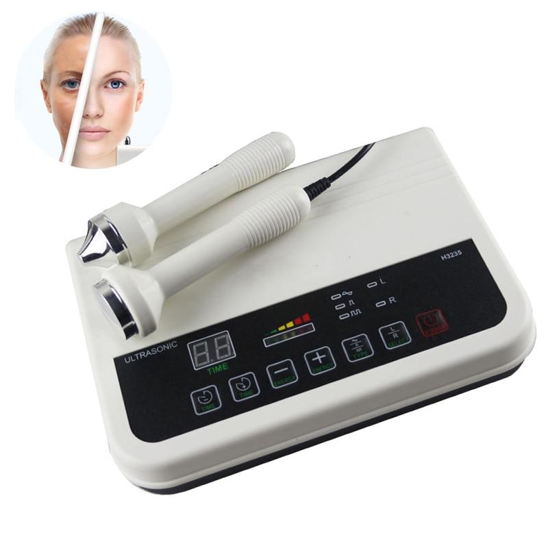 Ultrasound Facial Anti-aging Massager Spot Remover Ultrasonic Body Eye Machine