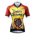 THRILLER RIDER спортивные TRS-W0045 для женщин Велоспорт Джерси одежда для велоспорта рубашка размер S до 5XL