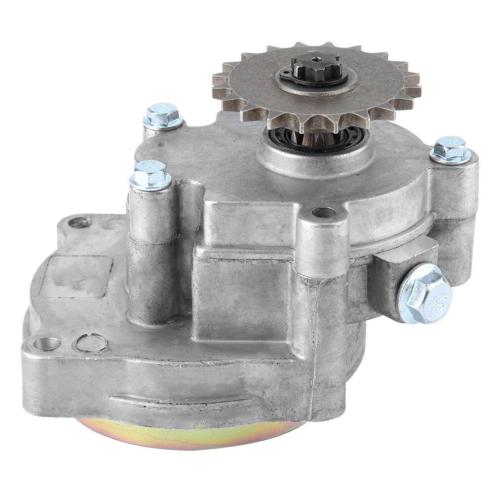 Шестерни уменьшения коробки передач Универсальный для 47cc 49cc мини мотоцикл Шестерни передачи 2 х тактный мини ATV 20T 43 49cc двигателя