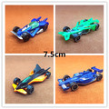4pcs Different styles 7.5 cm kids toys The whole car metal materials Racing F1 Car model