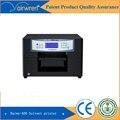 Высокое Качество Цифровая Печатная Машина Кожа Растворителя Планшетный Принтер