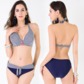 2016 May Beach Swimsuits For Girls Two Pieces Indoor Swimsuit  Agent Provocateur Balconette bikini Tank Top  Designer  Vikinis