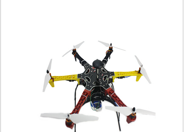 6-Axle RC Aircraft Helicopter RTF Drone with AT10 Remote Control 550 Frame APM2.8 Flight Controller Aerial FPV PTZ UFO F05114-AP rc helicopter v933 2 4g 6 channel flybarless remote radio control rc helicopter rtf 3d fly with lcd aircraft rc toy for gifts