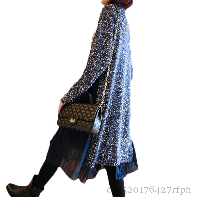 2018 New Autumn Winter Knitted Dress Women Turtleneck Sweater Long Dress Female Large Size Midi Dresses Vestido de festa Z238 free people new purple women s size large l surplice popover sweater dress $128