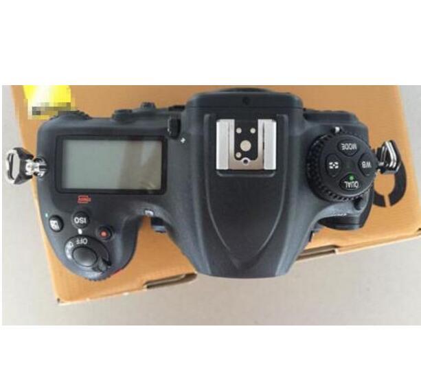 Оригинальная верхняя крышка чехла блок для Никона D500 с верхним ЖК дисплей и Top flex кабель Камера repair part