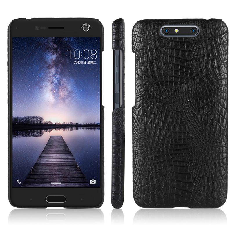 ZTE Blade V 8 V8 Case Quality PC Crocodile Grain Back Cover Hard Case for ZTE Blade V 8 V8 Capa Phone Cover Protector in Fitted Cases from Cellphones Telecommunications