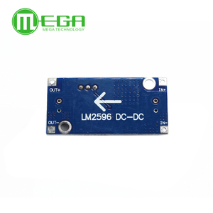 Image 2 - 500pcs LM2596 LM2596S DC DC 4.5 40V adjustable step down power Supply module NEW ,High Quality