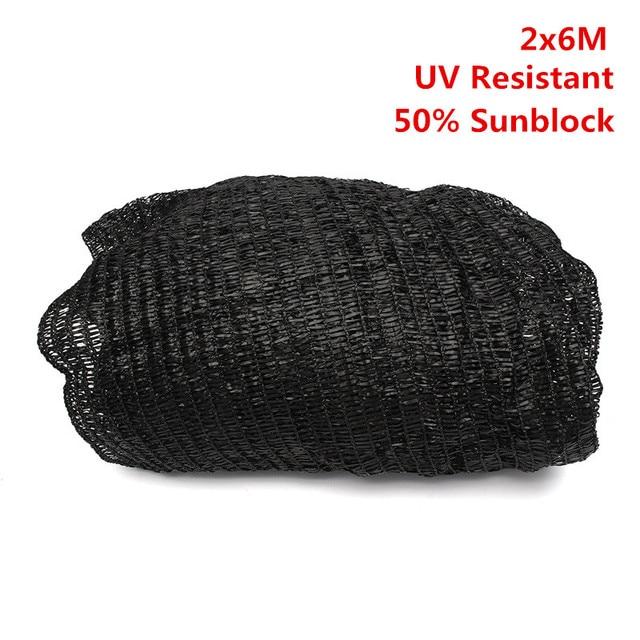 Niedrigsten Preis 2x6 Mt 50 Sonnenschutz Sonnencreme Schatten Net