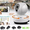 Drahtlose Pan Tilt 720 P HD CAM Sicherheit Netzwerk CCTV IP Kamera Nachtsicht WIFI-in Überwachungskameras aus Sicherheit und Schutz bei