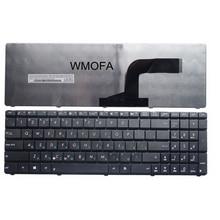 RU Black New FOR ASUS N71Ja N53 N53T X55VD UL50 P53 Laptop Keyboard Russian