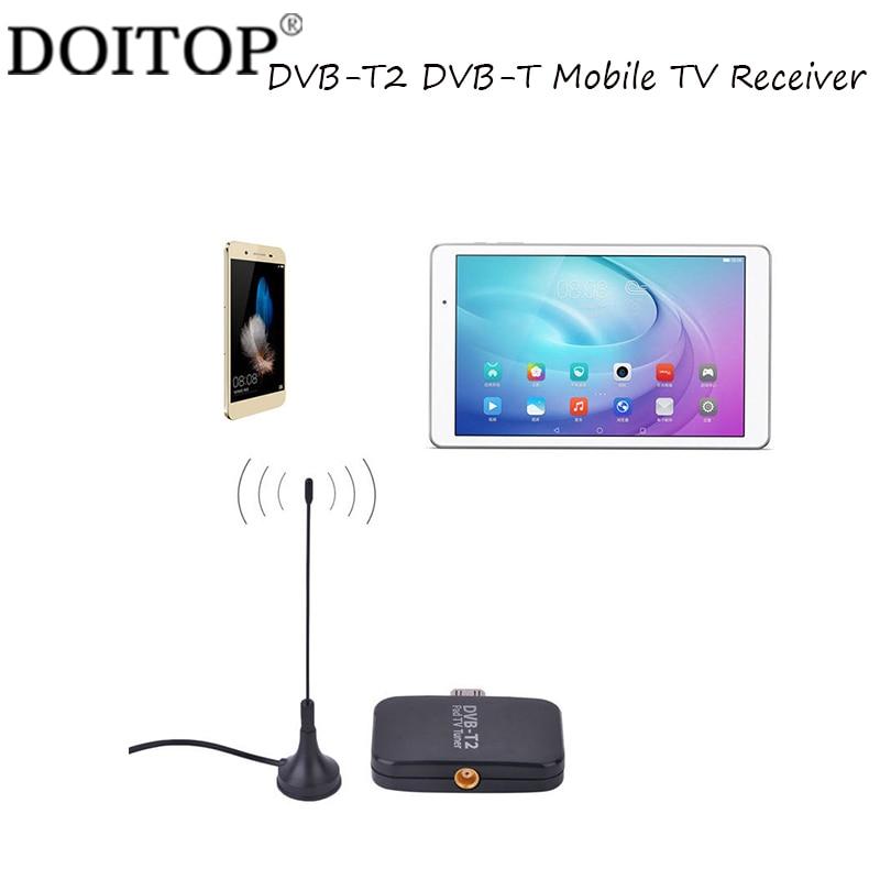 doitop hd digital dvb t2 dvb t tv receiver for android. Black Bedroom Furniture Sets. Home Design Ideas