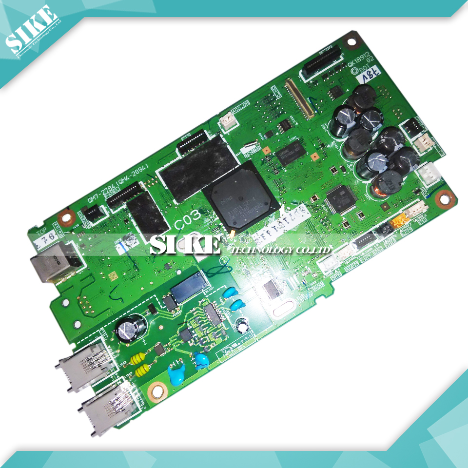 Logic Main Board For Canon E618 E 618 Formatter Board Mainboard formatter pca assy formatter board logic main board mainboard mother board for hp m775 m775dn m775f m775z m775z ce396 60001