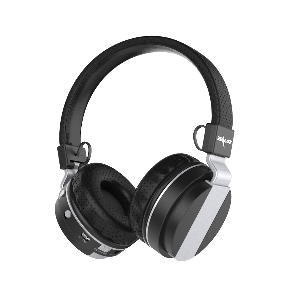 ZEALOT B17 Bluetooth slušalice za uklanjanje buke Super bas - Prijenosni audio i video - Foto 5