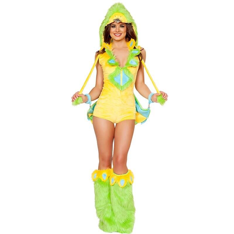 Ideal costume oiseau femme HD62