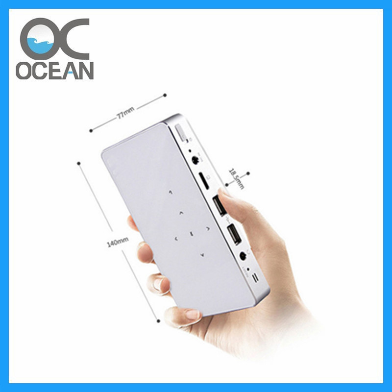 Mini smartphone projector easy assemble diy mobile phone for Iphone 5 projector price