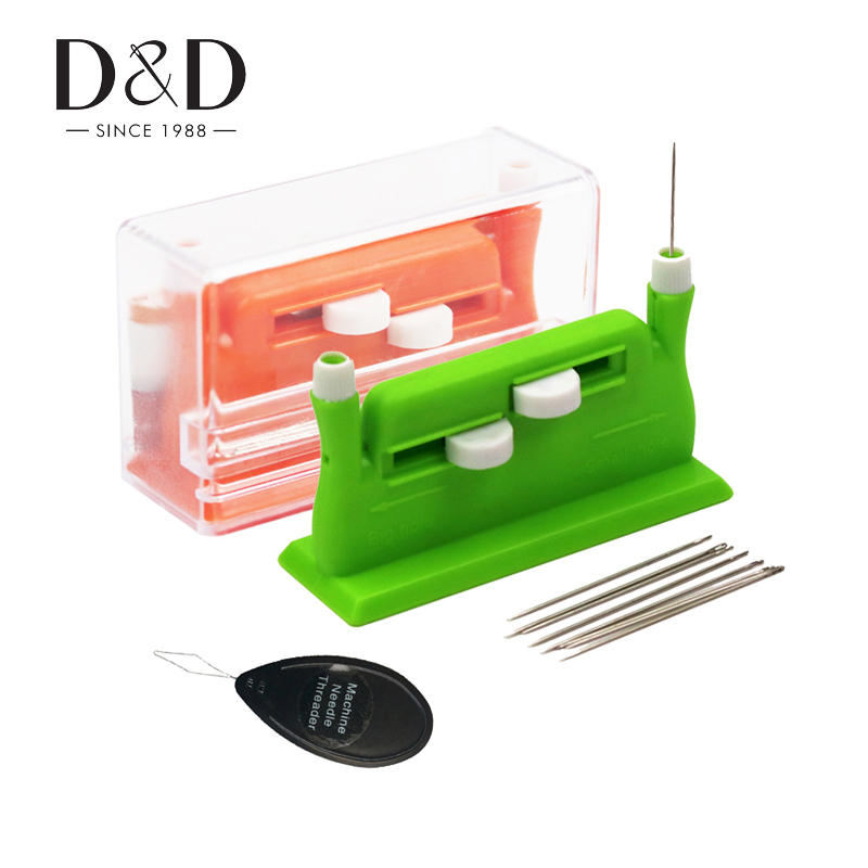 Automatic Needle Threader Stitch Insertion Machine Hand Sewing Thread Sewing Tool Accessories