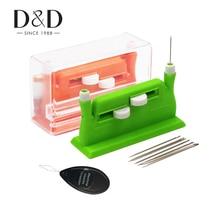 Автоматическая Нитевдеватель стежка вставки машины нитки для ручного шитья швейные инструменты аксессуары