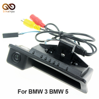 For Sony CCD HD Car Trunk Handle Reverse Camera For BMW E60 E61 E70 E71 E72