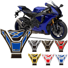 For Yamaha YZF R1 2004-2006 Motorcycle 3D Tank Pad Protective Cover Decals Stickers
