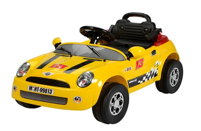 Cool Remote Control Cars: 2015 Hot Sale Remote Control Baby Electric Car 4 Wheel