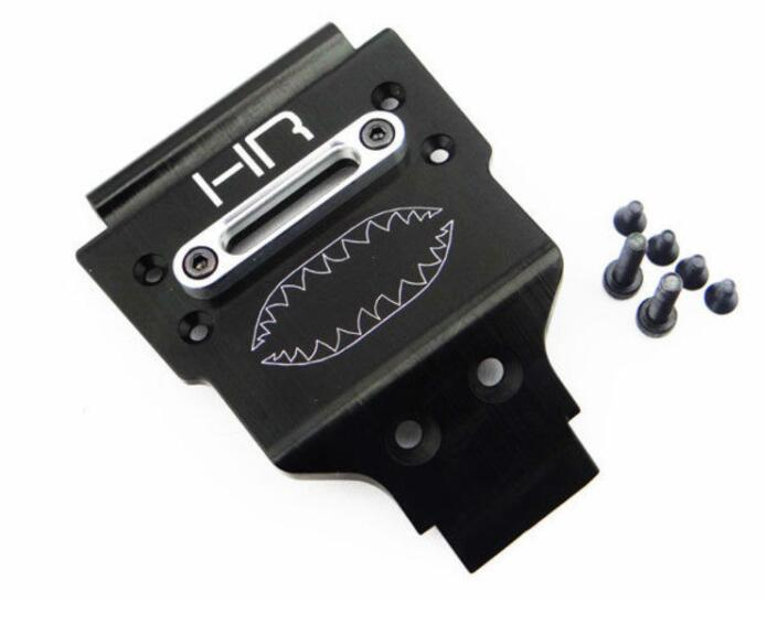Hot Racing Vaterra Twin Hammers Aluminum Front Skid Plate VTH331W01