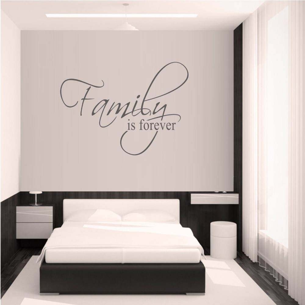 Free Shipping Family Is Vinyl Wall Lettering Quote Wall: Wall Quotes Family Wall Decals Free Shipping /PVC