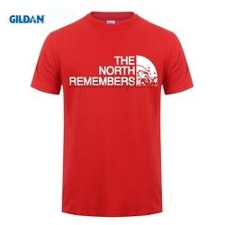 GILDAN The North Remembers North Face Got T-shirt