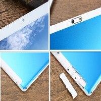 ram 128g 10.1 אינץ Tablet PC 3G / 4G אנדרואיד 9.0 טבליות סופר Core אוקטה רם 6G RAM + 128g ROM WiFi GPS 10 לוח IPS 1920 * 1280 Dual SIM GPS (5)
