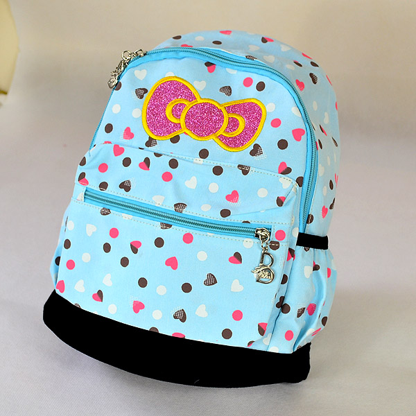 Aliexpress.com : Buy Bling bow child backpack kindergarten small ...