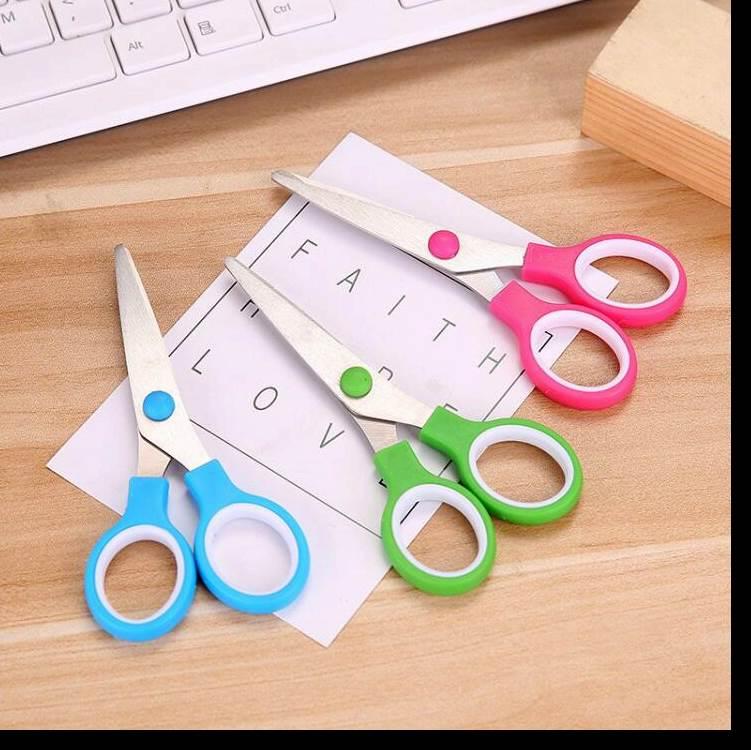 Student Artist Household Paper-cut Creative Multifunctional Artistic Scissors Office Household Scissors