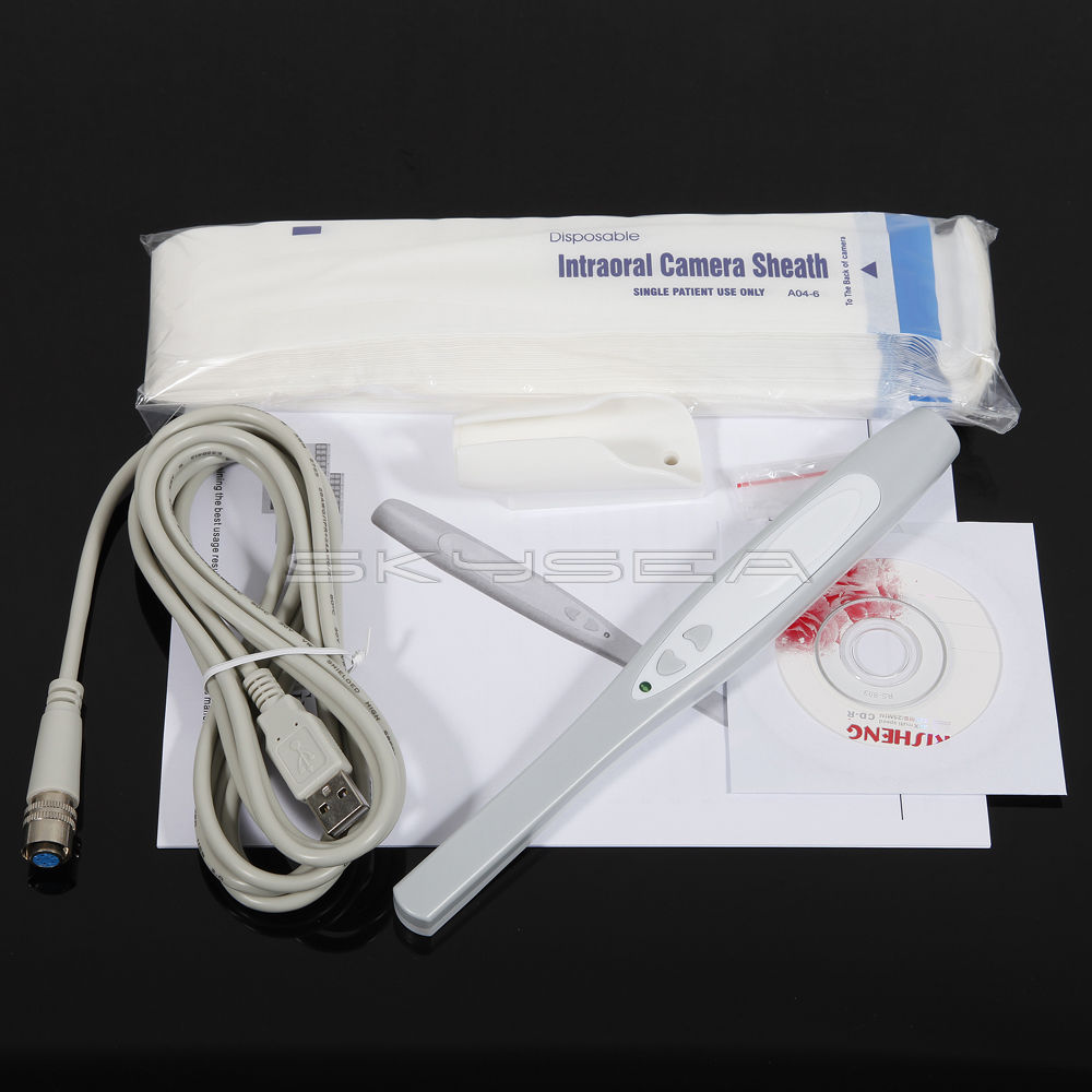 Low Price!! INTRAORAL DENTAL CAMERA ORAL PRO IMAGING SYSTEM USB-X MD740