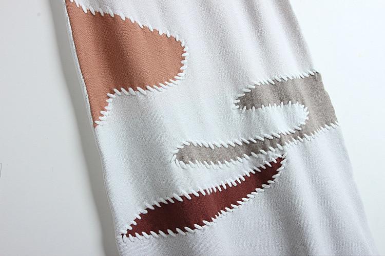 Rangée À Taille Cardigan Chandails 2018 Dames Matching Longues Automne Set Couleur Jupe Unique Dessus Skirt De Manches Nouveau Haute Hit Costume Long Qualité Boucle V 8qwOUUv