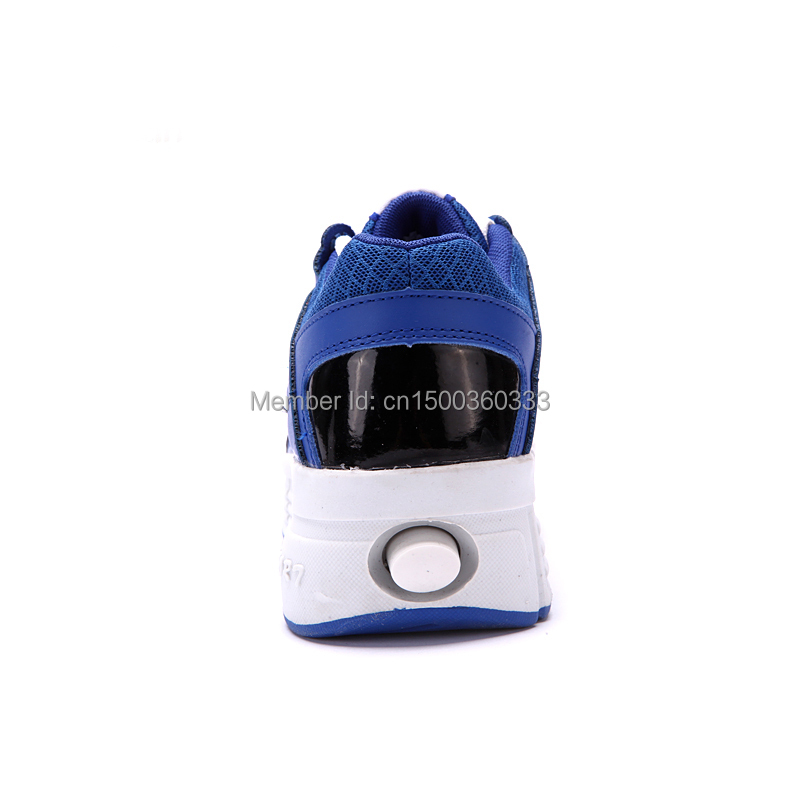 chaussure avec roue nike