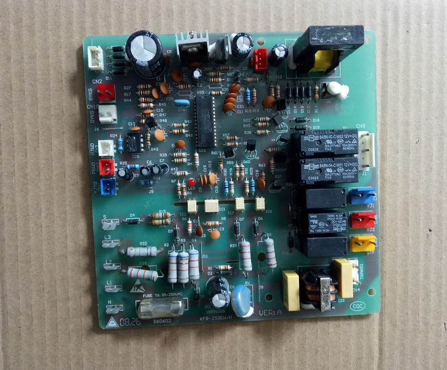 0010452326 For KFR-250EW/H SX05000502 Good Working Tested