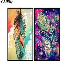 7 pcs,Full square Diamond Painting Cross Stitch sunset tree scenery,5D Diamond Embroidery Mosaic Multi-picture stickers decor