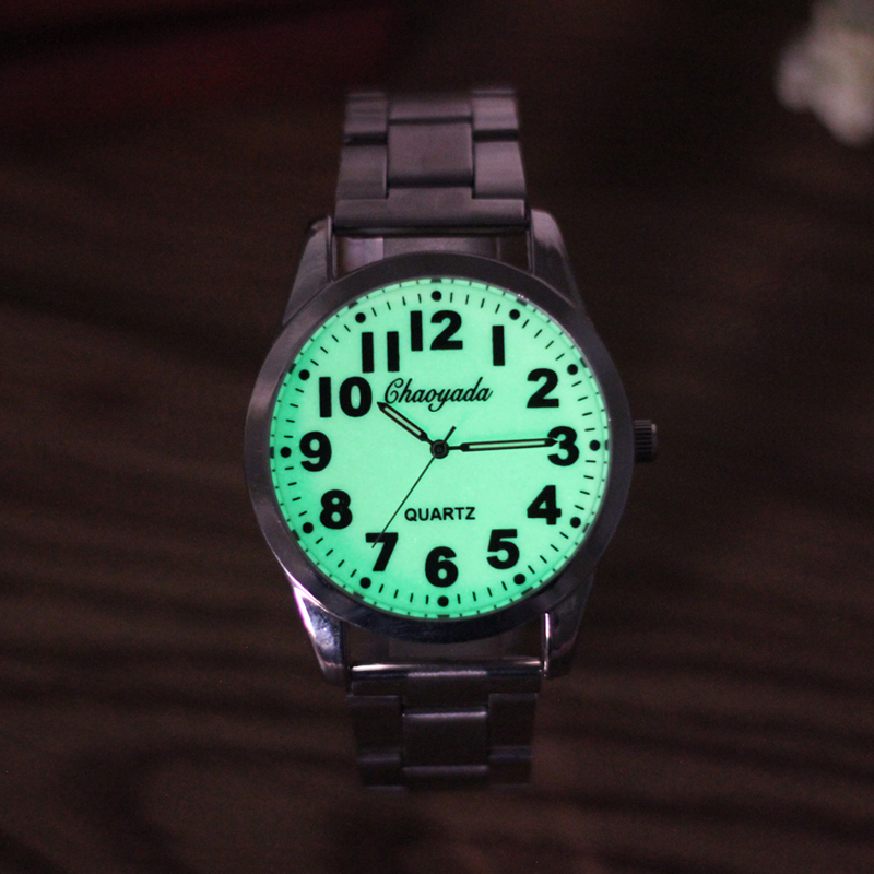 2019 Top Brand Mens Luminous Hand Watch Waterproof Luxury Quartz Business Stainless Steel Military Clock Male Relogio Masculino2019 Top Brand Mens Luminous Hand Watch Waterproof Luxury Quartz Business Stainless Steel Military Clock Male Relogio Masculino