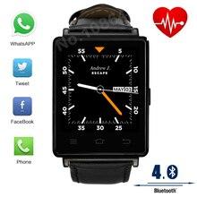 ฉบับที่1 D6 3กรัมS Mart W Atchโทรศัพท์Android 5.1 MTK6580 Quad Core 1.3กิกะเฮิร์ตซ์1กิกะไบต์RAM 8กิกะไบต์รอม1.63นิ้วWiFiบลูทูธ4.0จีพีเอสสมาร์ทนาฬิกา