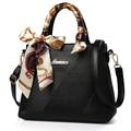 Fashion Women Handbags With Scarf,Famous Brand Bag PU Leather Tote Bag,Ladies Luxury Handbags,Shoulder Bags For Women Bolsas