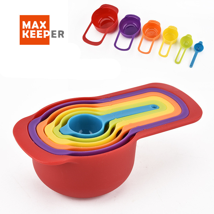 Kitchen Tool Set Of 6pcs Sj Of Hot New Set Of 6 Pcs Kitchen Measuring Tool Plastic