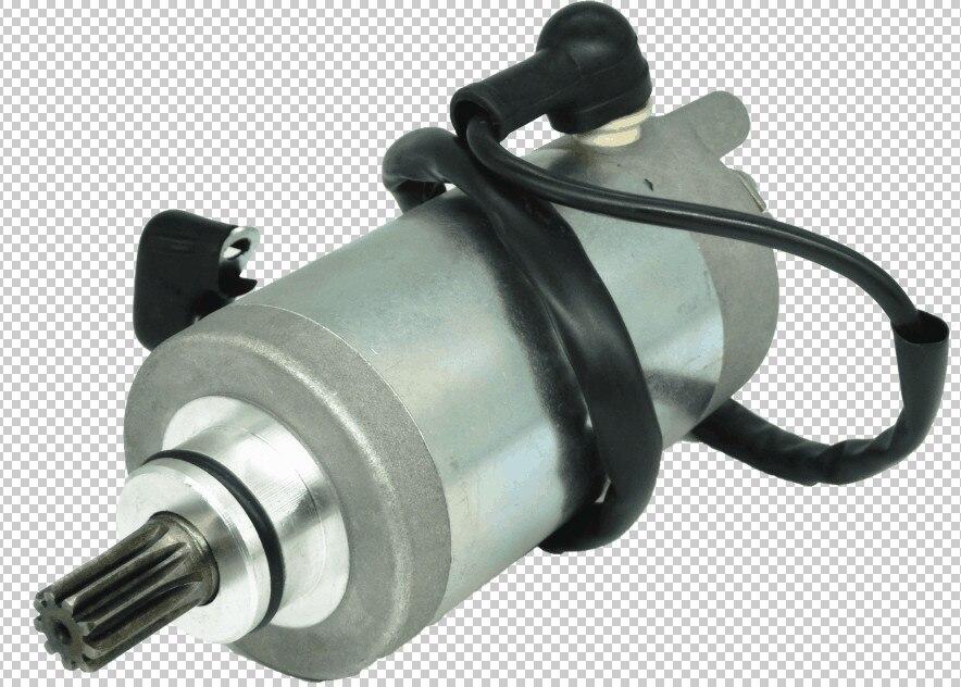 Стартер двигателя стартер двигатель для YFM250 Loncin Jianshe JS250 250cc Пума дикая кошка ATV UTV квадроцикл Электрический двигатель запчасти