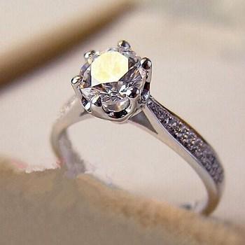 8252aa48374a Plata de Ley 925 anillo mujeres boda banda Micro Pave Cubic Zirconia anillo  de la eternidad