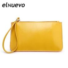 купить Women Clutch Bag Simple Black Pu Leather Crossbody Bags Enveloped Shaped Messenger Shoulder Bags Pochette Femme Day Cluyches дешево