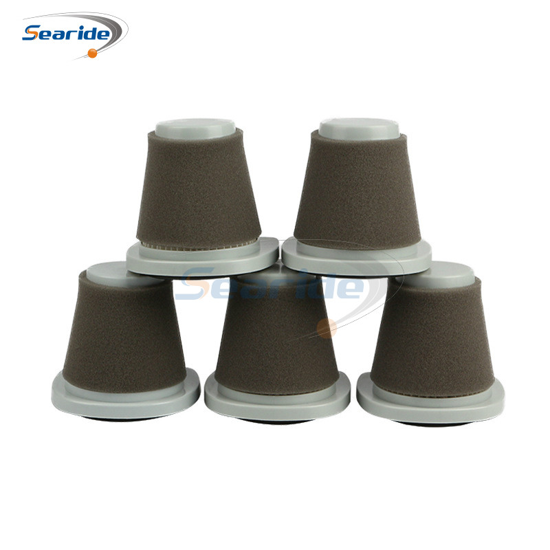 2Pcs Vacuum Cleaner Haipai Universal Various Models of Filter for Haier Vacuum Cleaner ZL601R ZL601A HEPA riggs r library of souls