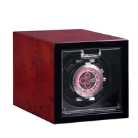2019 new watch winder automatic sport japan motor case cabinet watches home business storage enrouleur remontoir montre cristale