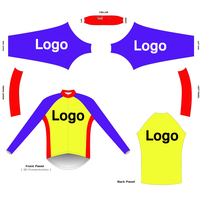 China Manufacturer Of Custom Cycling Clothing MTB Project Cycling Jersey Good Quality Design Cycling Clothes