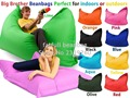 Cover only  No Filler -BIg and large size bean bag chair, outdoor and indoor beanbag sofa lounges , no beans inside