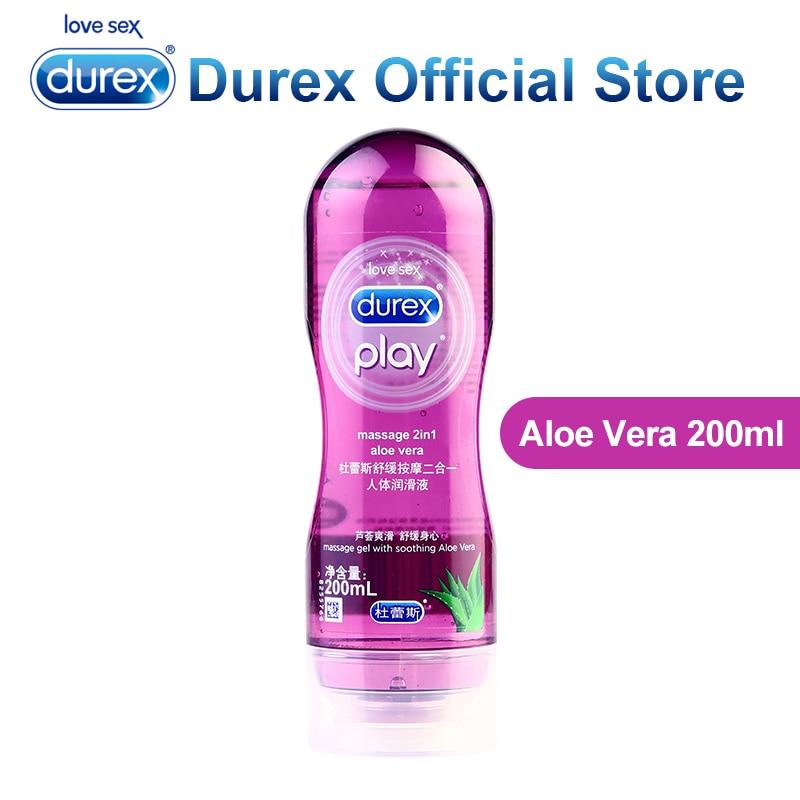 Durex Play Massage 2in1 Aloe