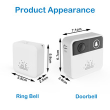 WiFi Doorbell camera with APP control